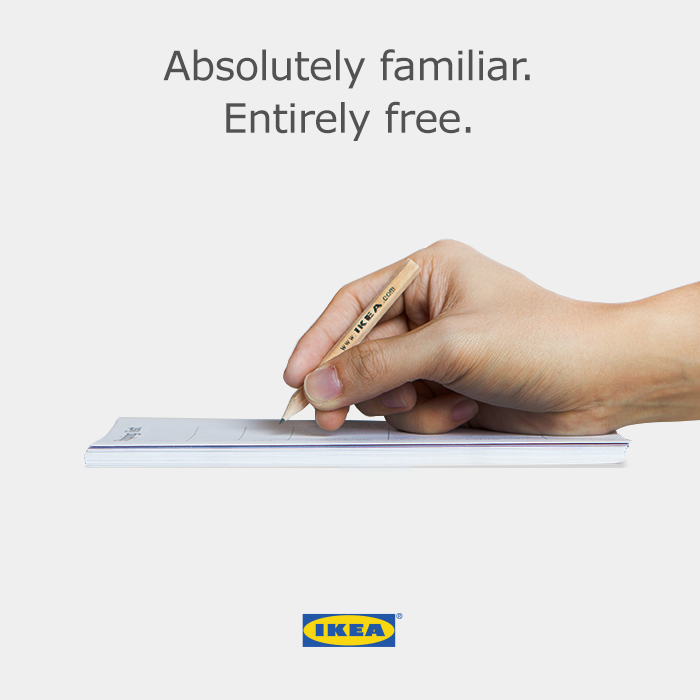 Image via Ikea Singapore Facebook
